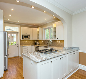 Town and Country MO Kitchen Renovation Services - More For Less Remodeling - kitchen