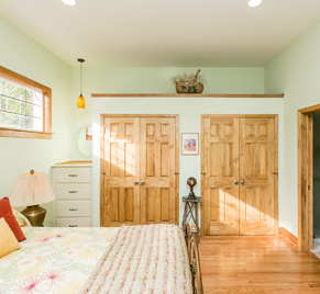 Webster Groves MO Bedroom Addition Professionals - More For Less Remodeling - suite