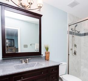 Bathroom Remodeling U0026 Design: St. Louis | More For Less Remodeling   Vanity